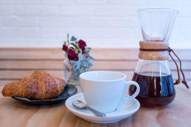 the elk coffee croissant nyc