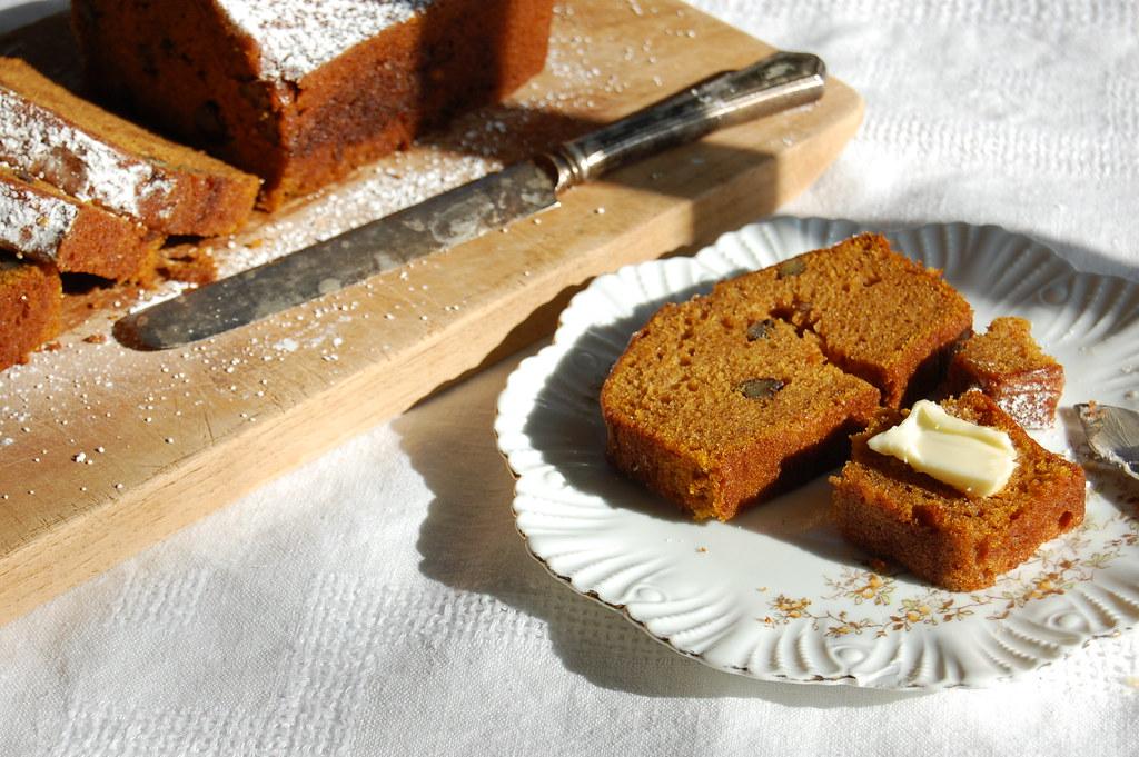 All-Time Favorite Pecan Pumpkin Bread