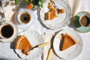 Pumpkin Pie With a Crispy Crust - Unpeeled