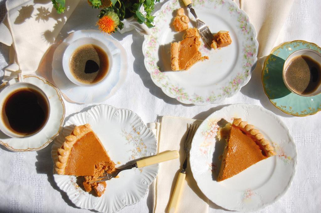 A Recipe for Better Pumpkin Pie