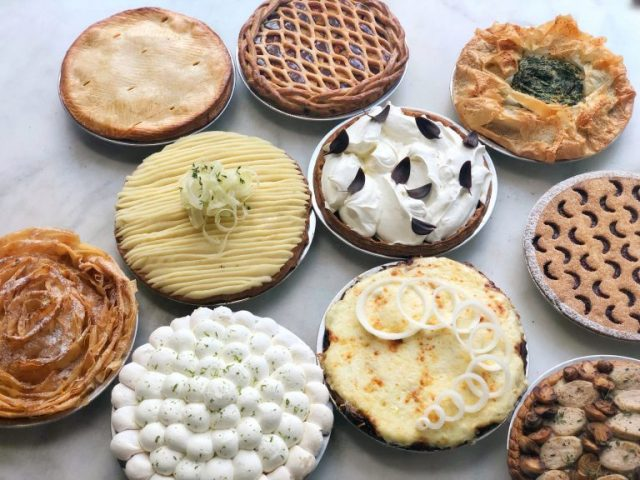 dominique ansel pies and tarts
