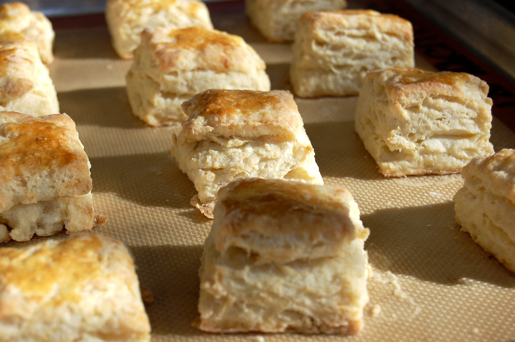 High-Rise Easy Buttermilk Biscuits