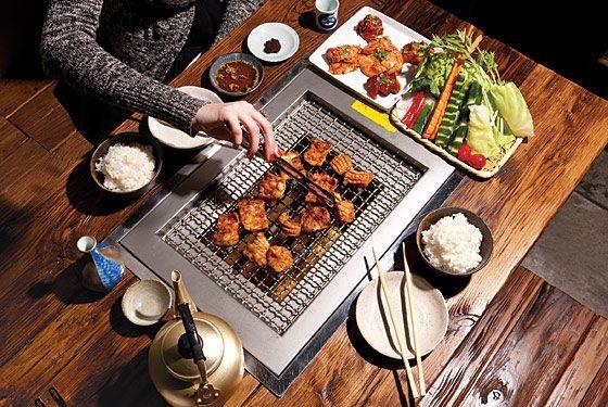 takashi grilled food west village