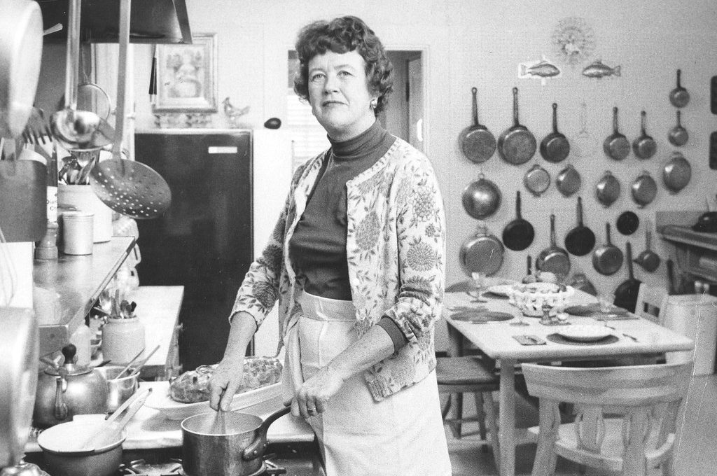 7 Facts You Didn't Know About Julia Child