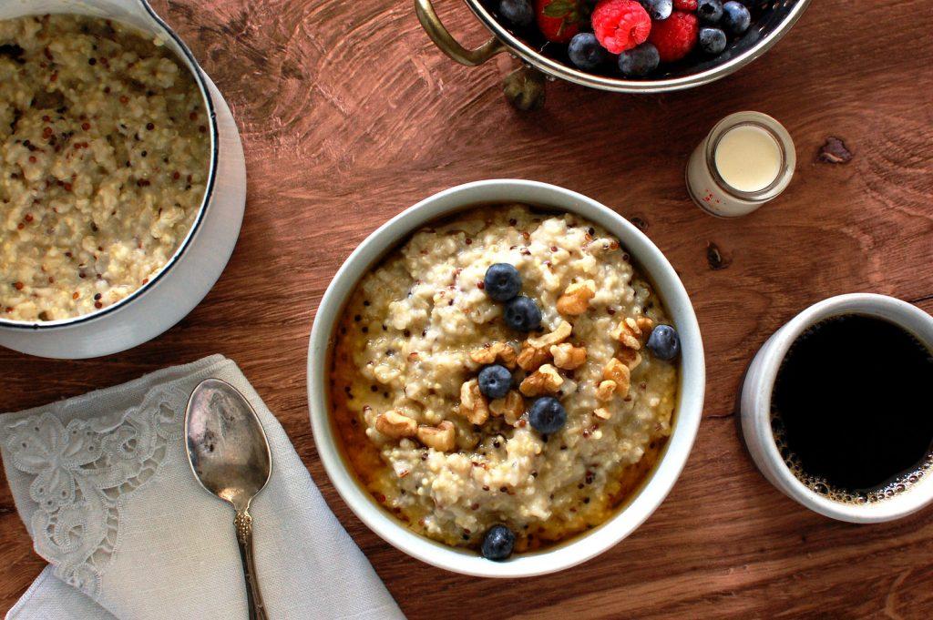 Multigrain Oatmeal: Healthy Breakfast Porridge