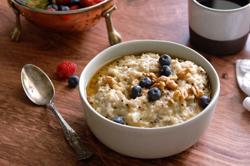 Multigrain Oatmeal: Healthy Breakfast Porridge Recipe| Unpeeled