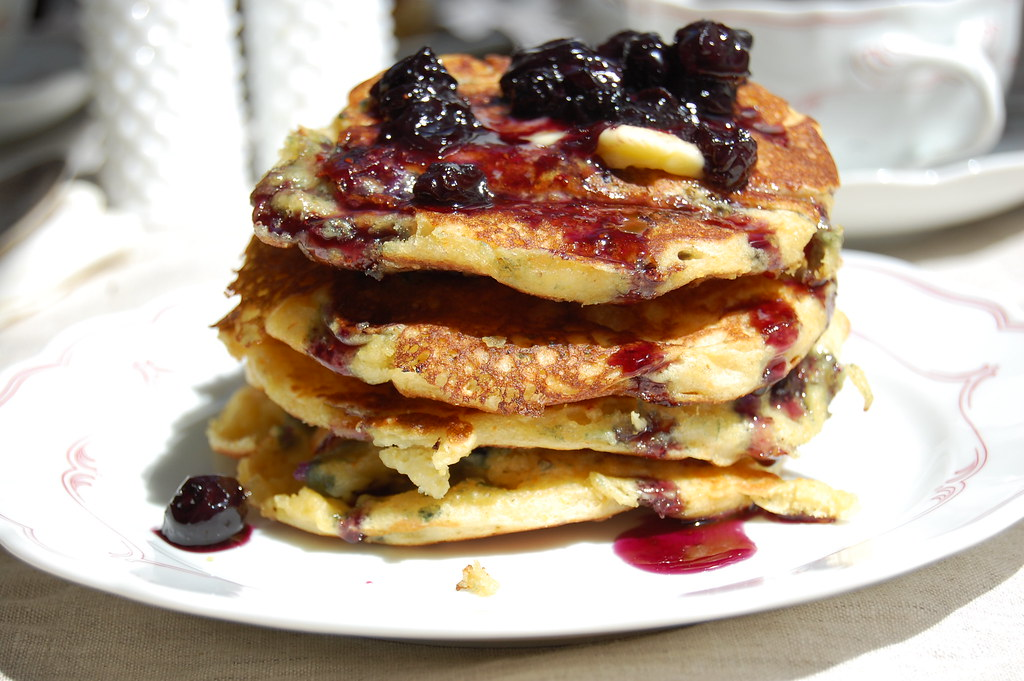 mother's day breakfast and brunch pancake recipe 2021