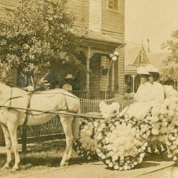 juneteenth 1908 women in buggies