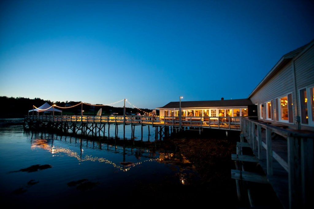 where to eat in coastal maine 2021 contented sole restaurant