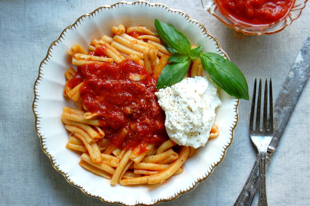 Perfect 20-Minute Marinara Sauce