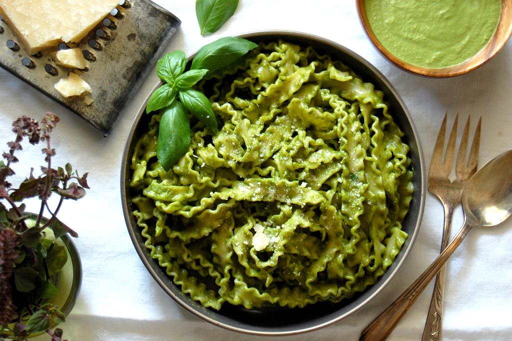 The World's Best Basil Pesto Recipe (Yes, It Won)