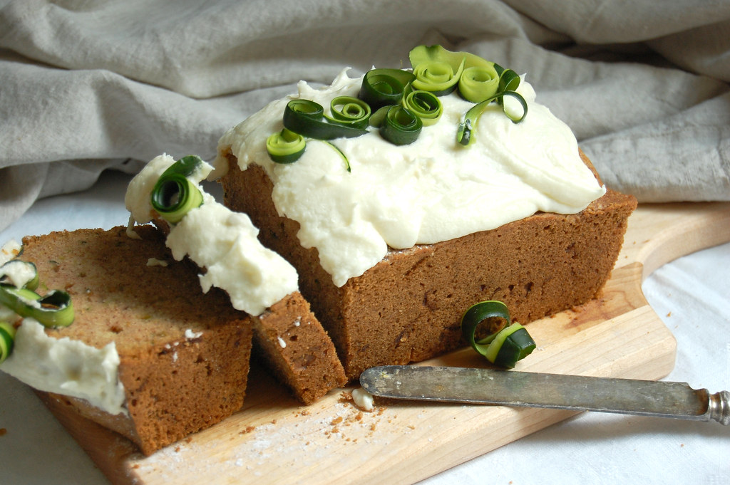 "Zucchini Bread ""Dump-It"" Cake"