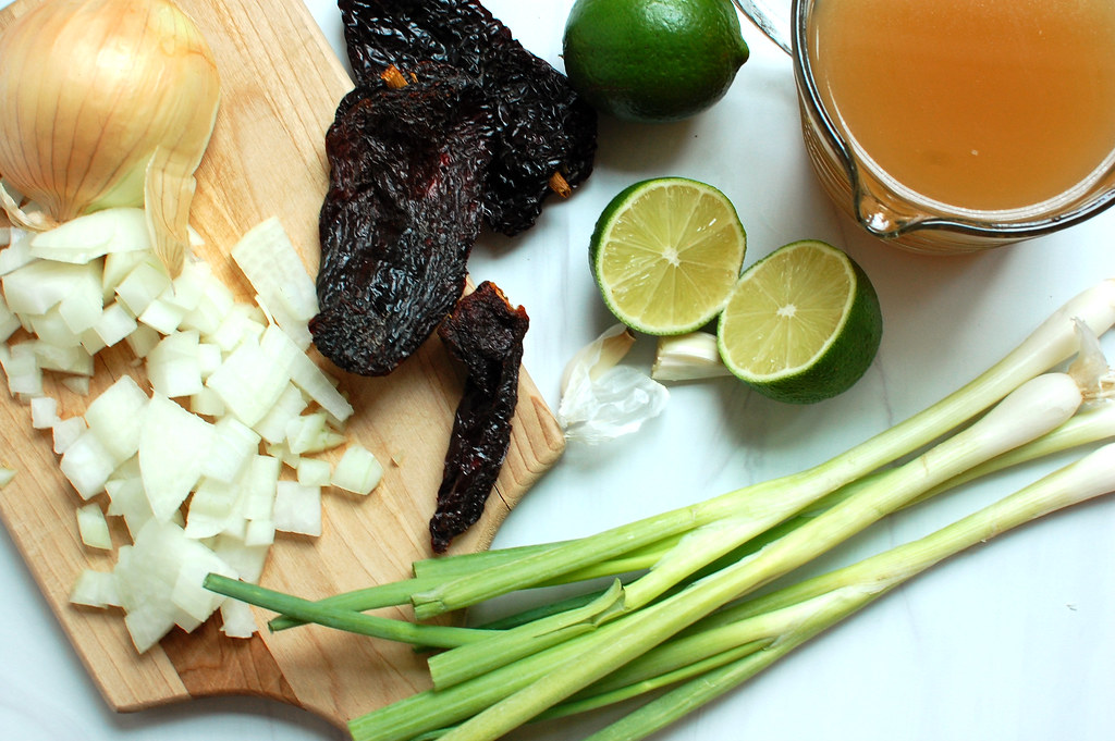 Mexican pozole recipe ingredients