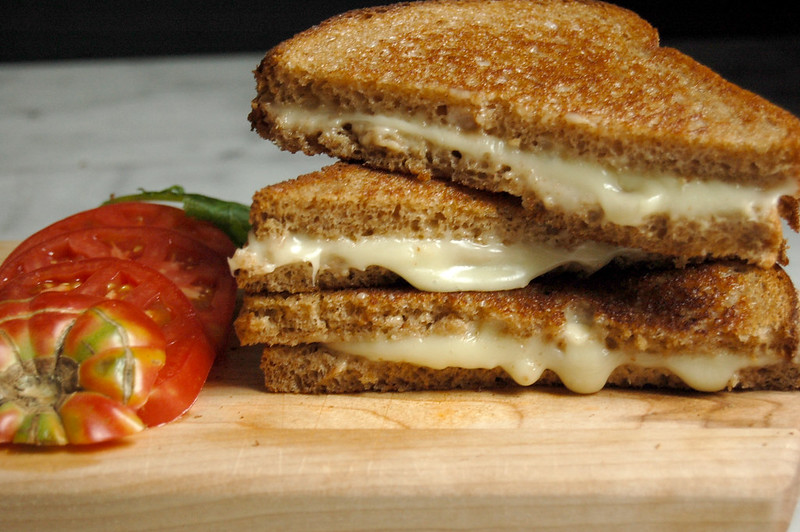 5 Secrets to a Perfect Grilled Cheese Sandwich