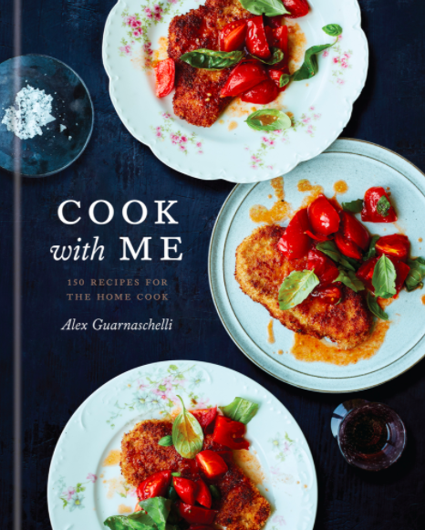 7 best cookbooks for fall - alex guarnaschelli 150 recipes cook with me