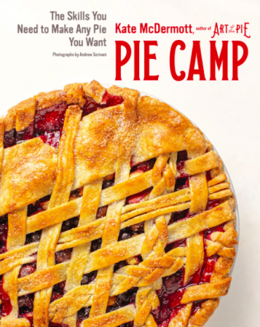 7 best fall 2020 cookbooks - pie camp mcdermott