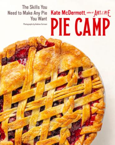 7 best fall 2020 cookbooks - pie camp mcdermott