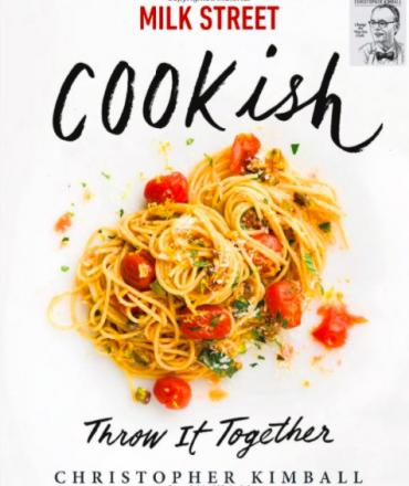 best cookbooks fall 2020 - cookish milk street kimball