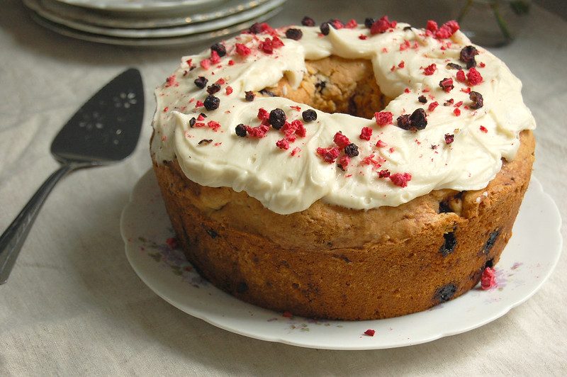 red white blueberry pound cake for patriotic 4th of july dessert recipes