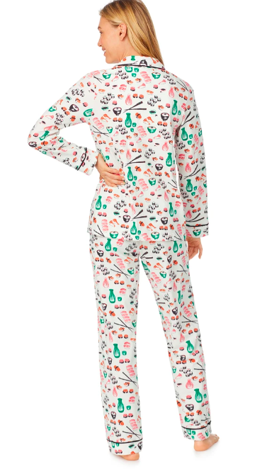 2020 Holiday Gift Guide for Cooking Enthusiasts and Foodies bedhead sushi pajamas