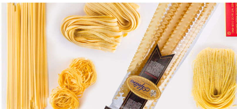 2020 Holiday Gift Guide for Cooking Enthusiasts and Foodies pasta shapes