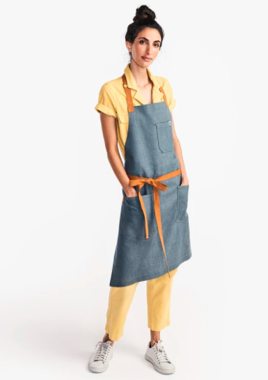 2020 Holiday Gift Guide for Cooking Enthusiasts and Foodies hedley bennett apron