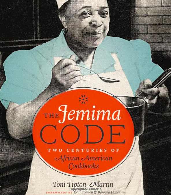 cover of The Jemima Code: Black Culinary History Cookbook Resources