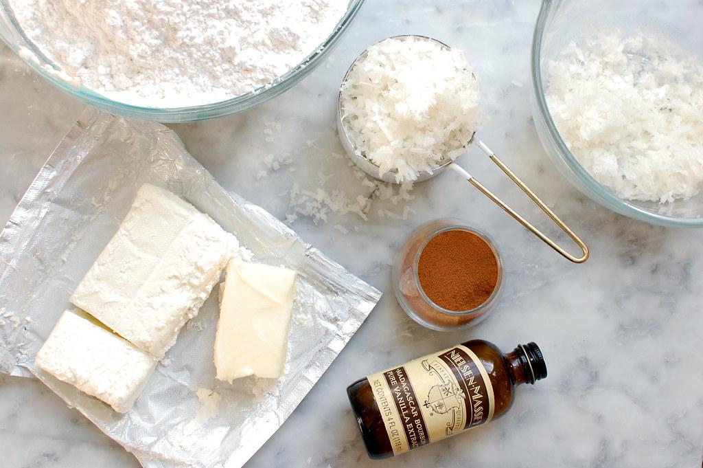 Irish potato ingredients vanilla butter vanilla coconut cream cheese cinnamon