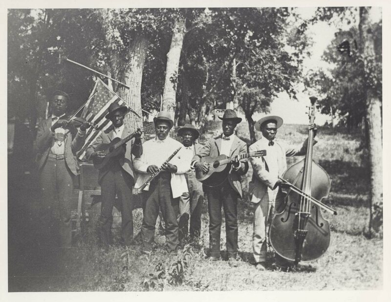 juneteenth recipes and food picture of 19th century celebration