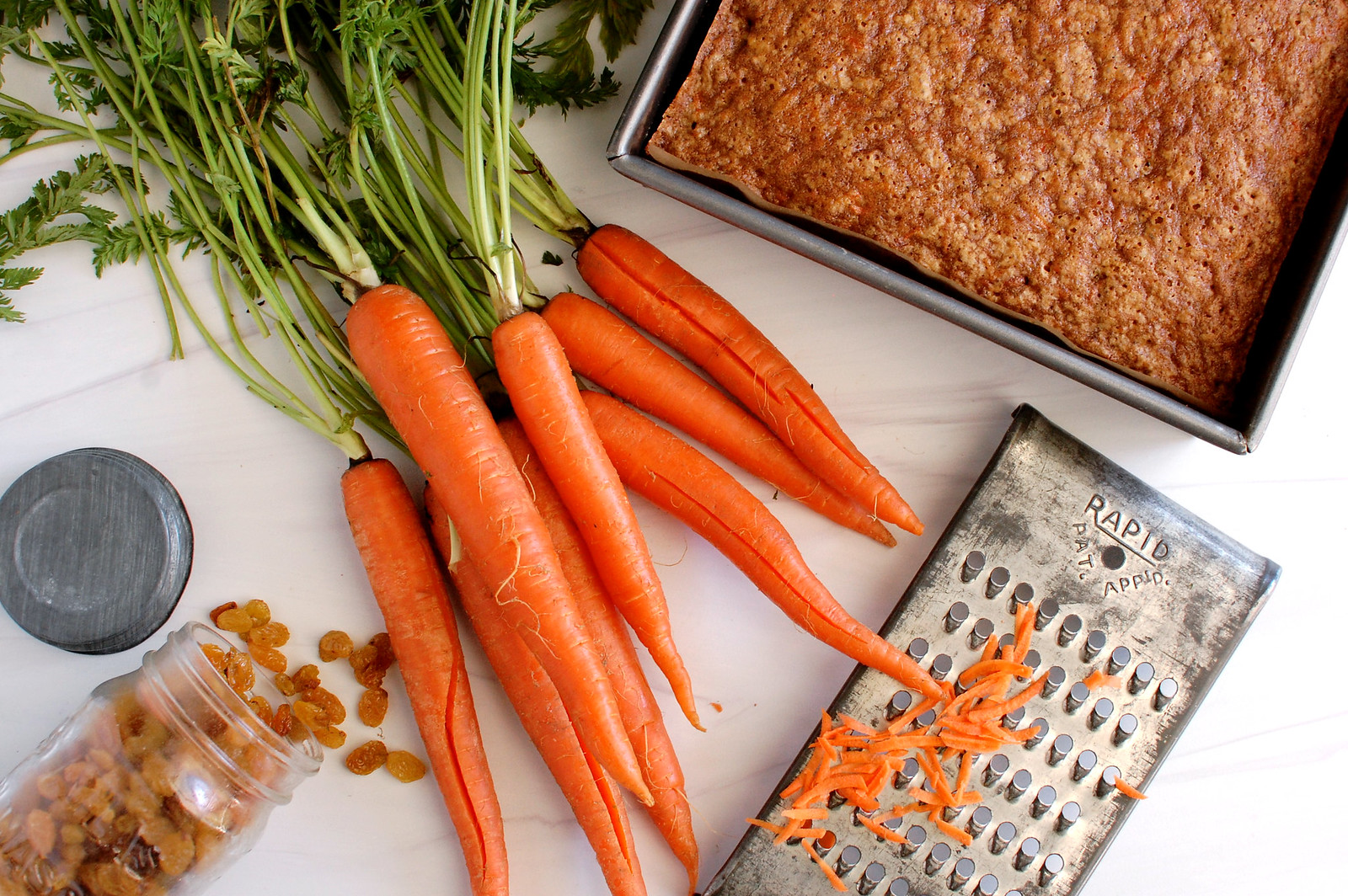 candied carrot peel rosette decoration ingredients cake carrots sugar