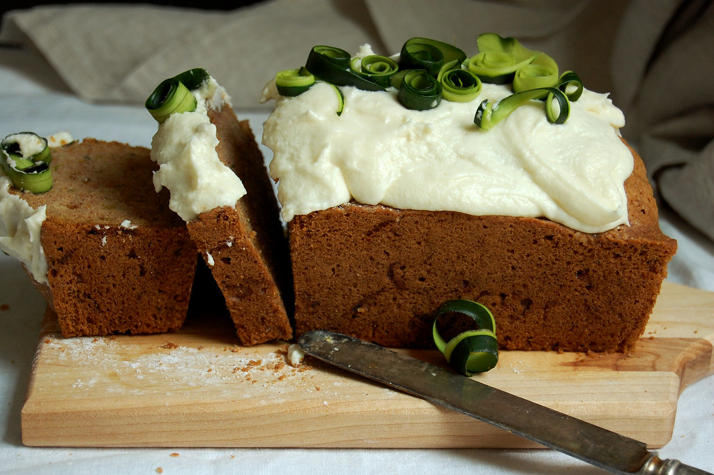 One-Step Zucchini Cake: Easy Zucchini Bread Recipe