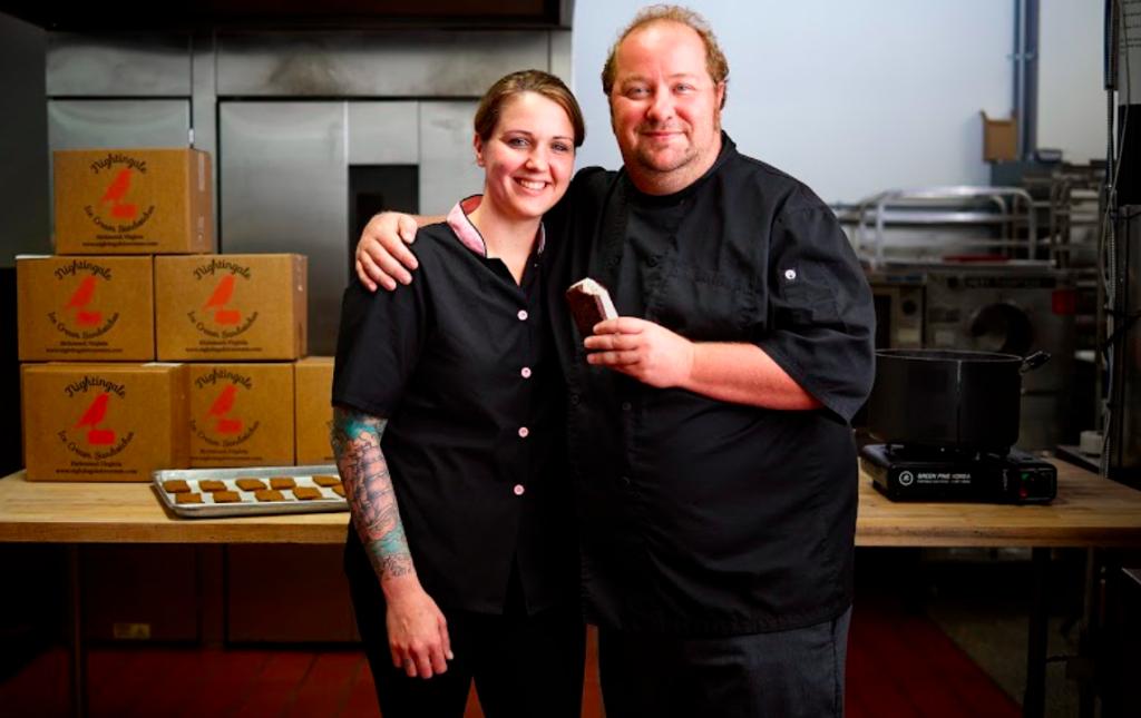 Profile: Entrepreneur Hannah Pollack of Nightingale Ice Cream Sandwiches