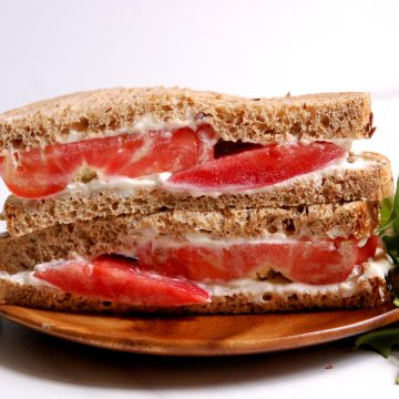 Southern Tomato Sandwich: Authentic Recipe