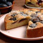 The NY Times Plum Torte Cake Recipe
